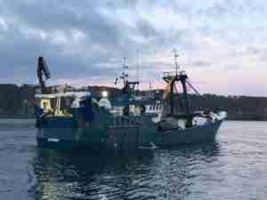 Getfish Fishing Boat