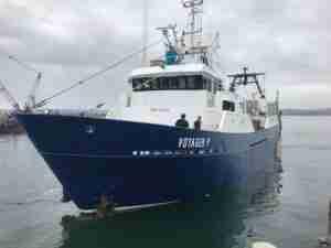 Voyager P Fishing Ship