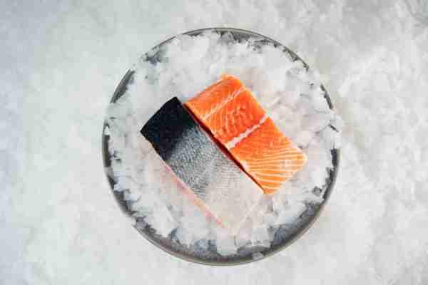 King Salmon (Skin On, Boneless) 200g Per Piece