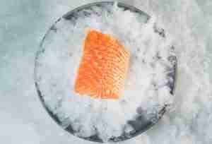 Ora King Salmon Sashimi