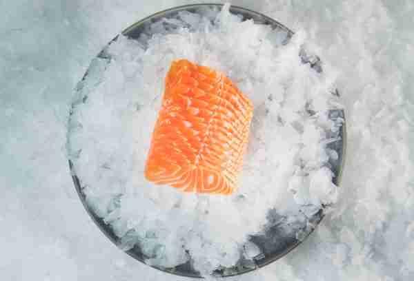 Ora King Salmon Sashimi Per 200g